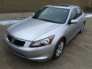 ~ 2008 HONDA ACCORD EX, 130000kms Very Clean IN & OUT  ~ Edmonton Edmonton Area image 2