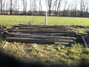 Cedar rail fencing Belleville Belleville Area image 1