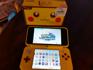 """New"" Nintendo 2ds xl"