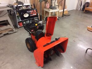 "10 HP 27"" Ariens snowblower for sale"