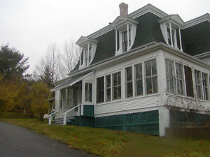 Purdy House, historic Bear River, N.S. holiday rental