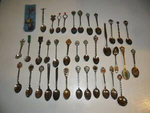 collection de cuillères