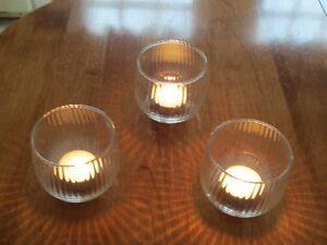 50 globe-shape Wedding tea light holders