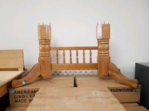 NEW PEDESTAL TABLE LEGS