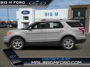 2013 Ford Explorer Limited  - Leather Seats -  Bluetooth - $201.