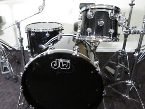 DW Performance Series, Maple drum kit. Made in USA