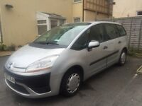 7 seater Citroen Grand C4 Picasso