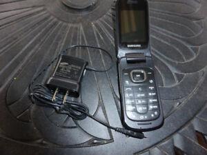 téléphone flip Samsung