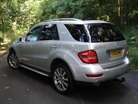 2010 60 Mercedes ML350 3.0CDI (221) 4X4 Auto Grand Edition..1 OWNER...HIGH SPEC!