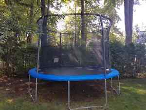 Trampoline Bounce Safe