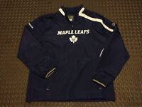 Reebok Toronto Maple Leafs spring pullover size L $70