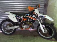 2013 ktm sx125 race ready