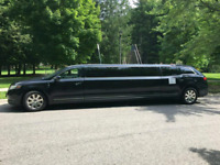 Limo/shuttle bus driver needed
