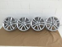 Vauxhall Corsa D 17 Inch 5 Stud SRI Alloys ( Refurbished )