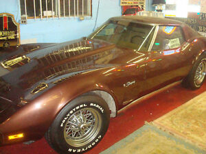 CORVETTE 1974  SURVIVOR   REDUCED