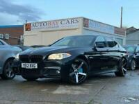 2012 BMW 5 Series 520d EfficientDynamics Saloon Diesel Manual