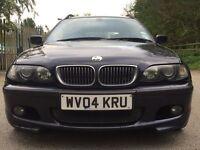 BMW 330d M sport estate