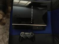 Sony playstation 3(fat body)