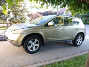 2005 Nissan Murano As Is