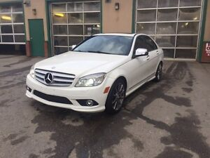 2008 Mercedes C300 Sport 6sp manual - must sell this weekend