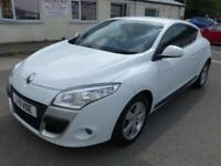 2011 RENAULT MEGANE TOMTOM DCI ** COLOUR NAV + TIMING BELT CHANGED ** COUPE DIES