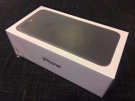 Apple iPhone 7 plus Matt black 128 GB