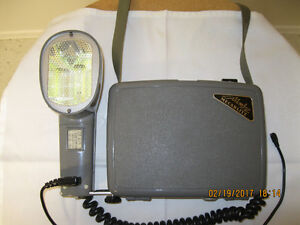 Antique Camera Flash