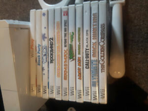 Looking For Nintendo Wii Games