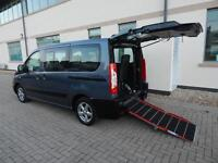 2011 Peugeot Expert Tepee Comfort L1 1.6TD Wheelchair Accessible Vehicle 7 SEATS
