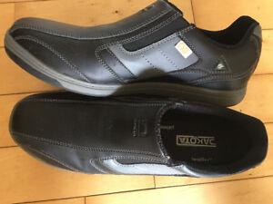 Men's Dakota Steel Toe Shoes