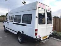 LDV 400 CONVOY TD LWB + HIGH ROOF + TWIN WHEELS + 17 SEATER