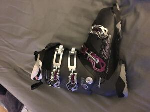 Nordica Boots, Volkl skis