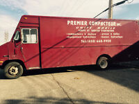 1992  truck for sale perfect for a food truck