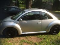 New beetle 2002 TURBo