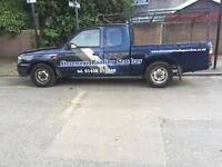 2004 Ford Ranger 2.5TDdi 4x2 Super Cab in blue