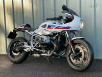 BMW R NINE T RACER MODERN CLASSIC SPORTS MOTORCYCLE