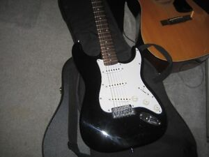 "Electric guitar ""Package"""