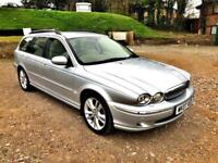 2007 Jaguar X-TYPE 2.5 V6 Auto SE Estate 4x4 & Bluetooth #FinanceAvailable