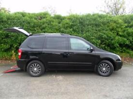 Kia Sedona 2.2CRDi 3 WAV Wheelchair Accessible Vehicle **TOP SPEC**