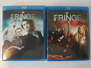FRINGE SERIES SEASON 1&2