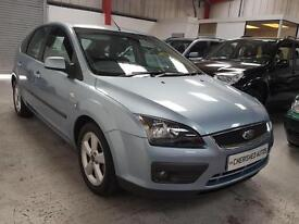 FORD FOCUS 1.6 ZETEC* GENUINE 47,000 MILES*1 FAMILY OWNED*STUNNING EXAMPLE