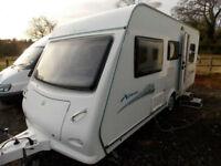 Elddis Xplore 495 2009 5 Berth Lightweight Touring Caravan