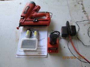 Carpenter Finish Nailer
