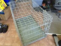 Medium-Large Dog Kennel/Crate