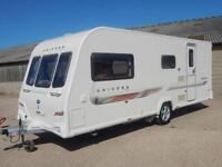 BAILEY UNICORN MADRID, 2011, 4 Berth End Washroom, ALDE Heating, Motor Movers!