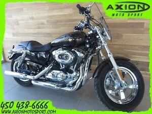 2013 Harley-Davidson SPORTSTER 1200 CUSTOM XL1200C 49,96$/SEMAIN