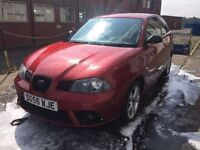 Bargain seat Ibiza sport 1.4 full years MOT, recent timing belt full service history