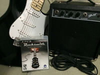 Guitar, Amp and PS3 Rocksmith