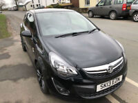 Vauxhall/Opel Corsa 1.2i 16v ( 85ps ) Limited Edition ( a/c ) 13/13