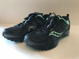 Women's Saucony Grid Excursion TR10 Sneakers Size 8 Like New